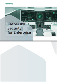 Securing the Enterprise with Kaspersky Cybersecurity Solutions portfolio - new
